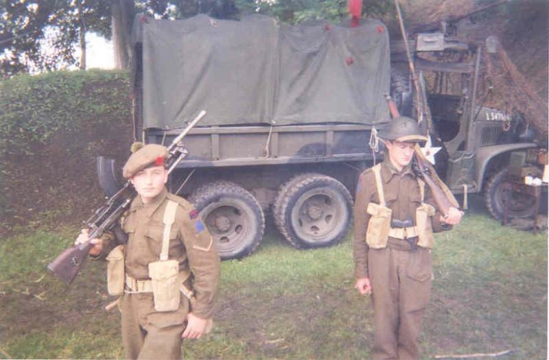 Kit list infanterie Britanique Can10