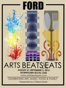Arts, Beats and Eats Poster Competition - deadlines - June 14 and July 3 2012ar10