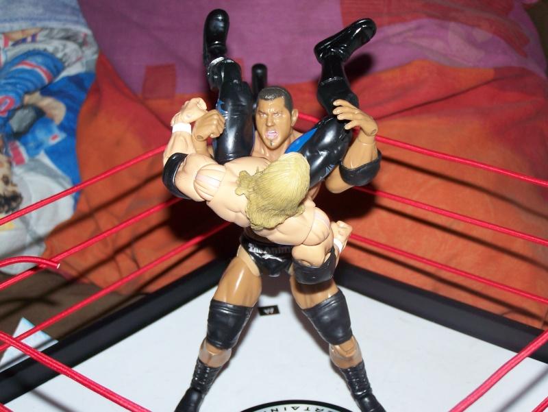 The Undertaker pose.... Batist11