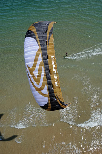 Flysurfer Speed3...bientôt Speed312