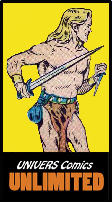 Univers Comics Logocr10