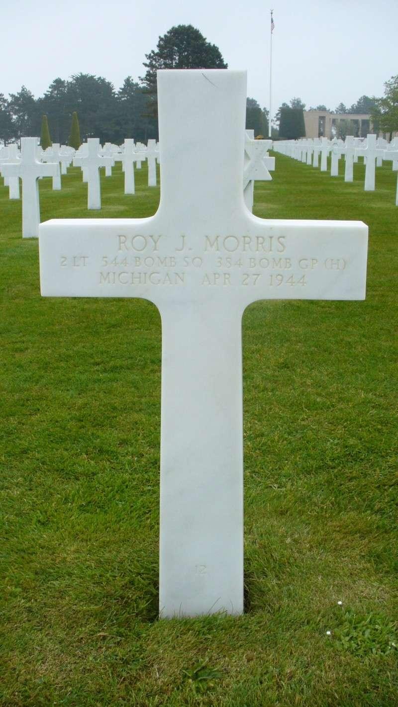Monument WW2 - Briquebec/Rocheville (Normandie) P1100530