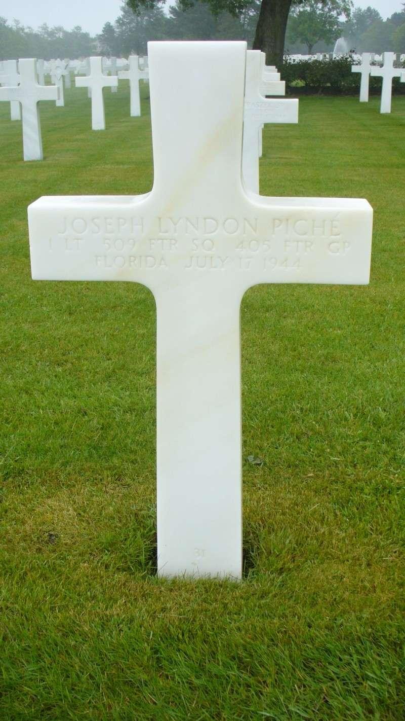 Monument WW2 - Etienville ( Manche - Normandie )  P1100540