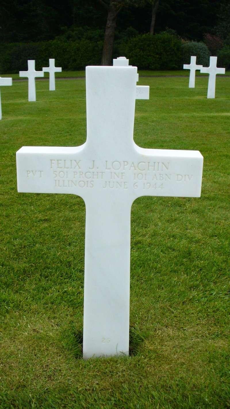 Monument WW2 - Picauville ( Normandie ) P1100565