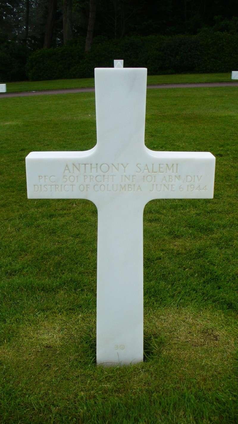 Monument WW2 - Picauville ( Normandie ) P1100568