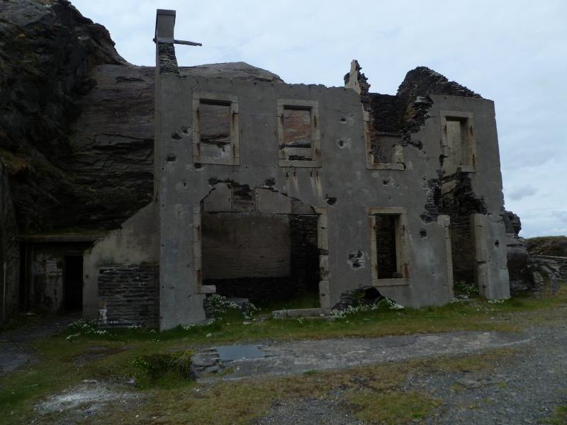 Fort des Capucins ou plutôt du Capucin 511