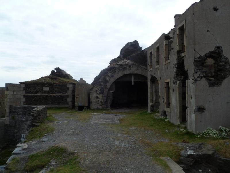 Fort des Capucins ou plutôt du Capucin 611