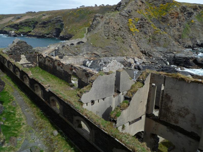 Fort des Capucins ou plutôt du Capucin 811