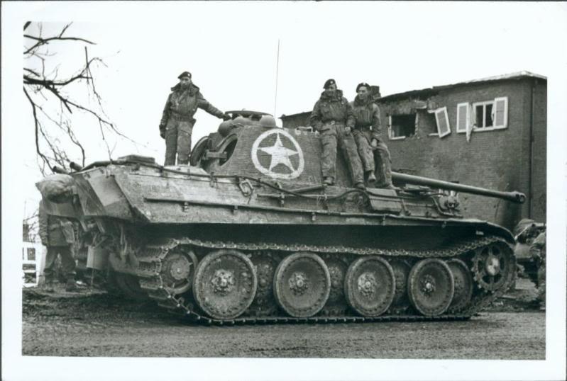 "Panther G ""Cuckoo"" 1/72° Britis10"