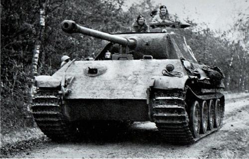 "Panther G ""Cuckoo"" 1/72° Cuckoo10"