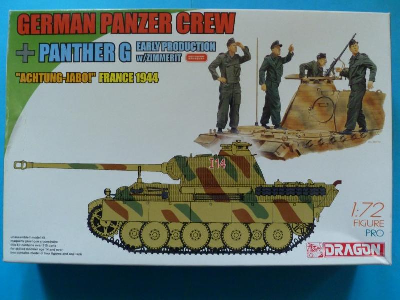 "Panther G ""Cuckoo"" 1/72° P1050322"