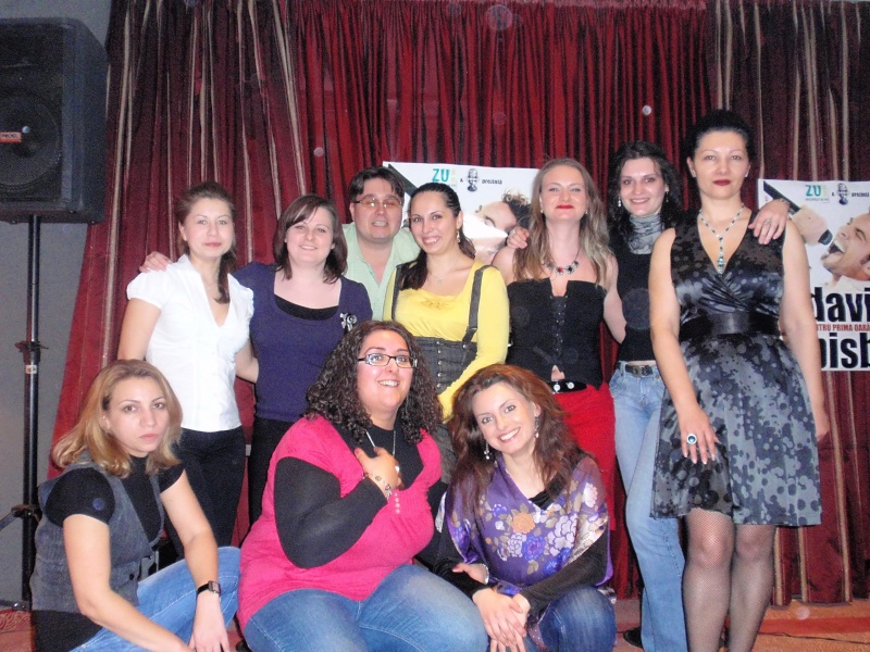 FAN CLUB DAVID BISBAL IN ROMANIA - Pagina 3 Grup310