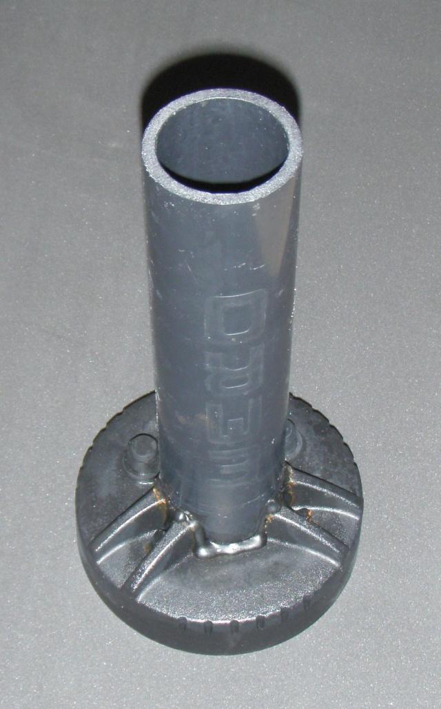 Yamaha Screw on Rod Holder mount Plasti10