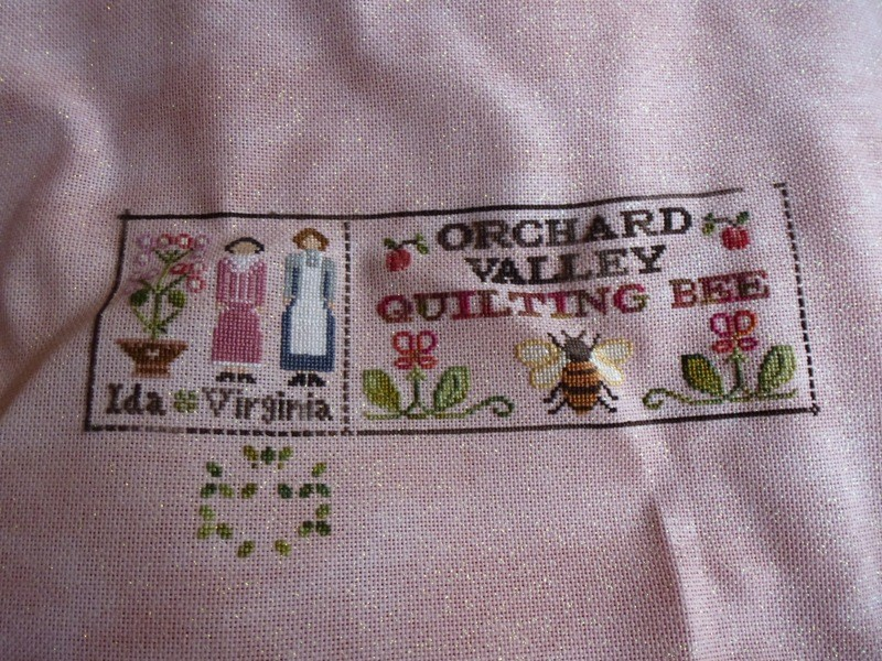 Orchard Valley Quilting Bee de LHN suite le 30 Octobre - Page 22 00116