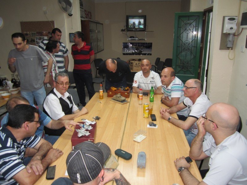 Club Meeting on Thursday 2nd May - Baked Maccaroni Night Img_0611