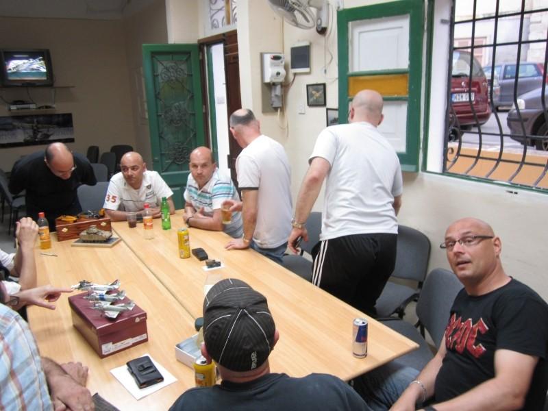 Club Meeting on Thursday 2nd May - Baked Maccaroni Night Img_0612