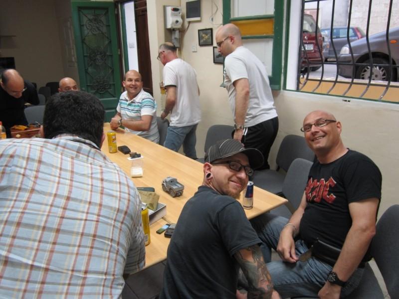 Club Meeting on Thursday 2nd May - Baked Maccaroni Night Img_0613