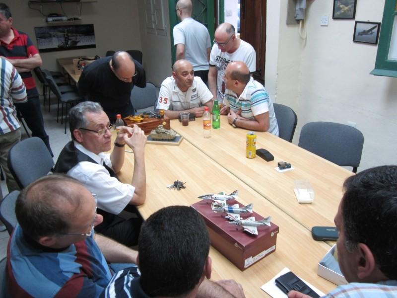 Club Meeting on Thursday 2nd May - Baked Maccaroni Night Img_0614