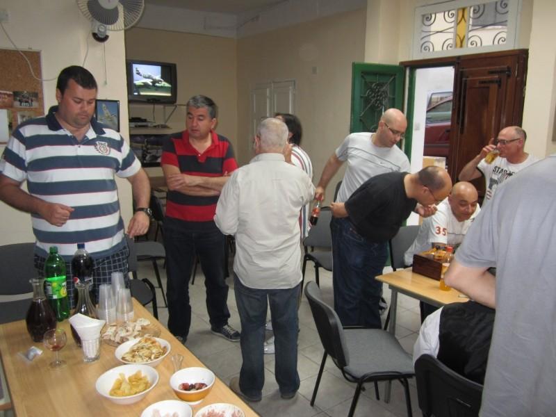 Club Meeting on Thursday 2nd May - Baked Maccaroni Night Img_0616
