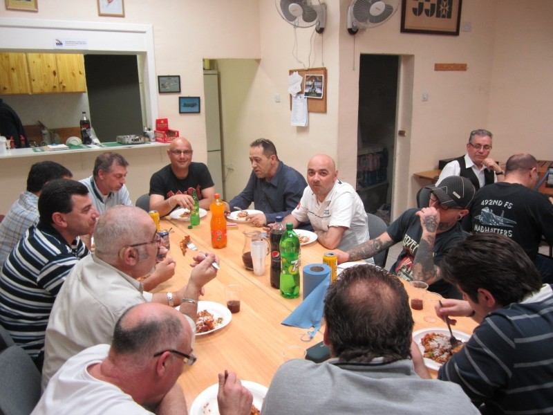 Club Meeting on Thursday 2nd May - Baked Maccaroni Night Img_0625