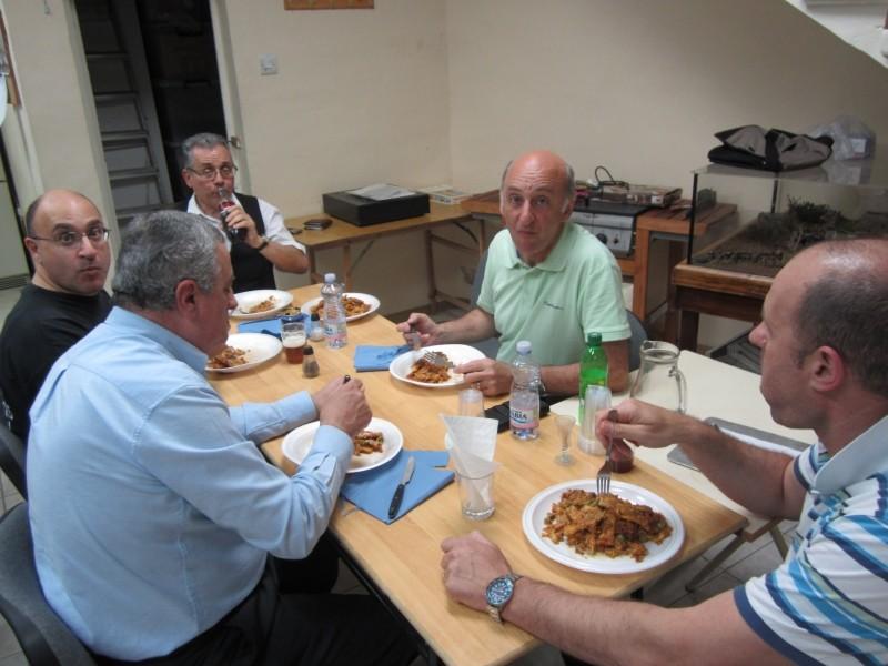 Club Meeting on Thursday 2nd May - Baked Maccaroni Night Img_0627