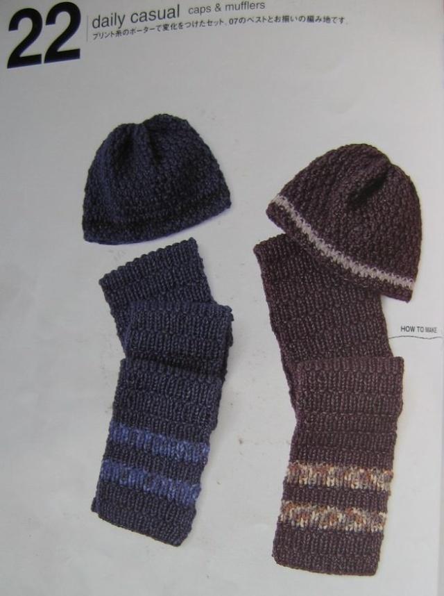 Áo len, găng tay, mũ cho nam 26416310