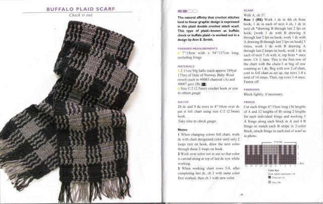 Hỏi mẫu móc khăn nam 35-110
