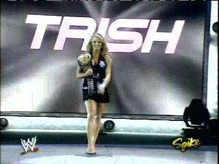 Triple H Et Candice Veulent un match mixte T116