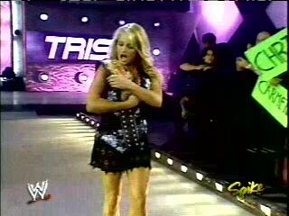 Triple H Et Candice Veulent un match mixte T316
