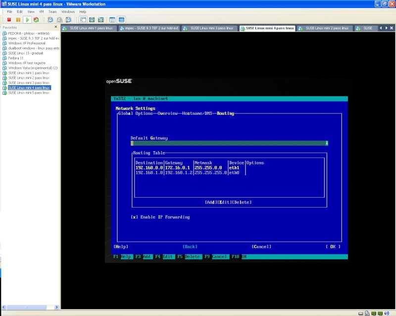 configuration yast labo 1 linux soir Screen13