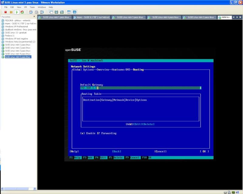 configuration yast labo 1 linux soir Screen14