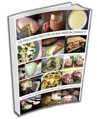 ANNONCE - Nouveau e-livre de recettes crues en FRANÇAIS!!! Meille10