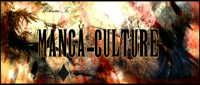 Manga Culture