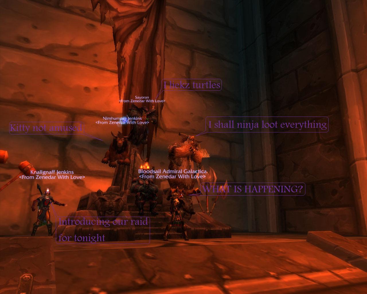 BWL raid was kinda Epic Lolrai10