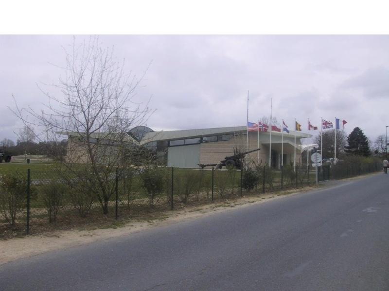 musée du pegasus bridge ( RANVILLE ) Musee_11