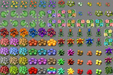 Mes charas custom Plante11