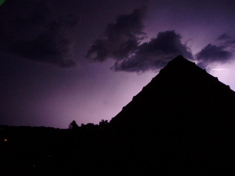 Gewitter über dem Sankt P7220612