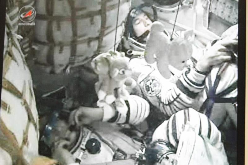 Lancement, mission & retour sur terre Soyouz TMA-09M  - Page 2 Blx9w310
