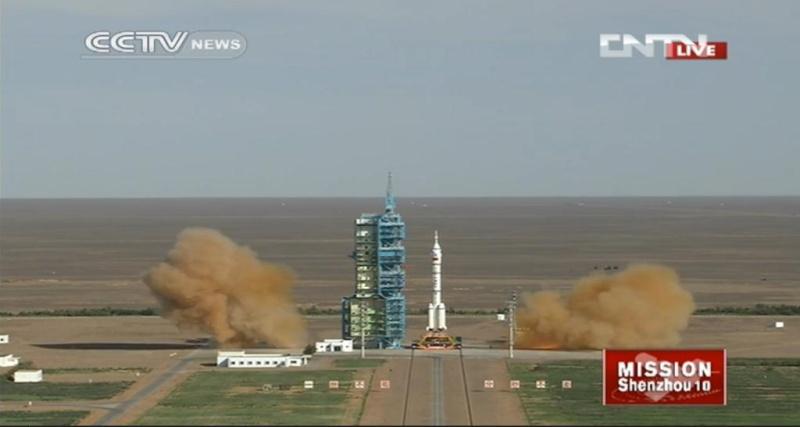 Lancement CZ-2F / Shenzhou-10 à JSLC - Le 11 Juin 2013 - [Succès] - Page 3 Scree108