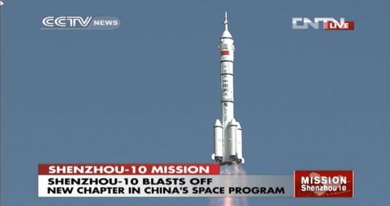 Lancement CZ-2F / Shenzhou-10 à JSLC - Le 11 Juin 2013 - [Succès] - Page 3 Scree110