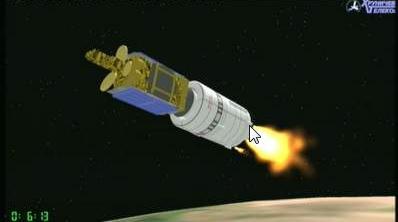 Lancement Proton-M / SES6. 03.06.13  Screen90