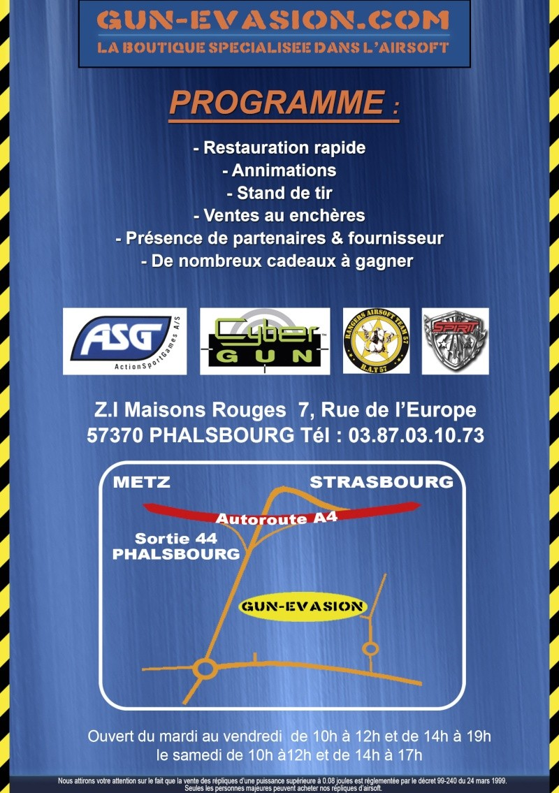 Portes ouvert Gun-evasion Phalsbourg  Format10