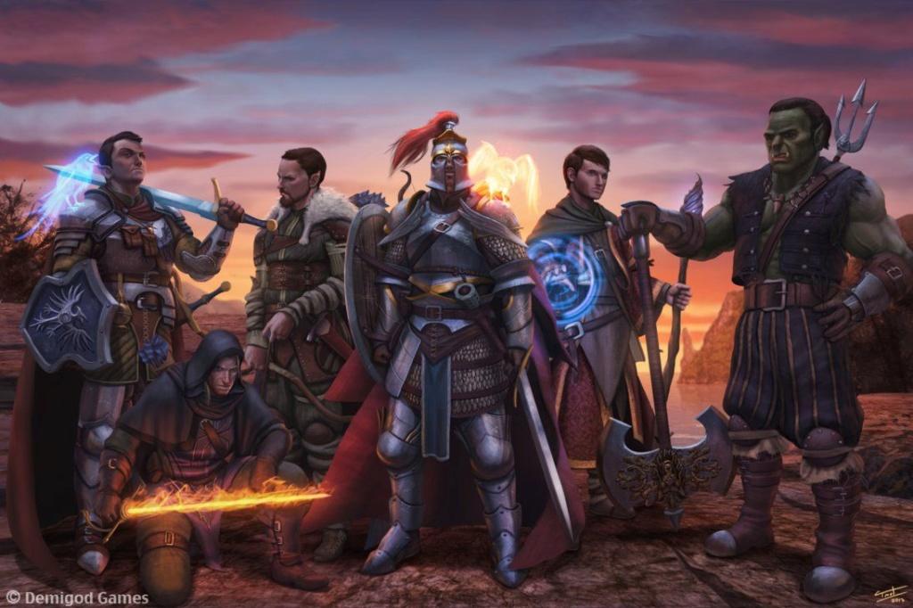 Mundo de Zephyrus RPG