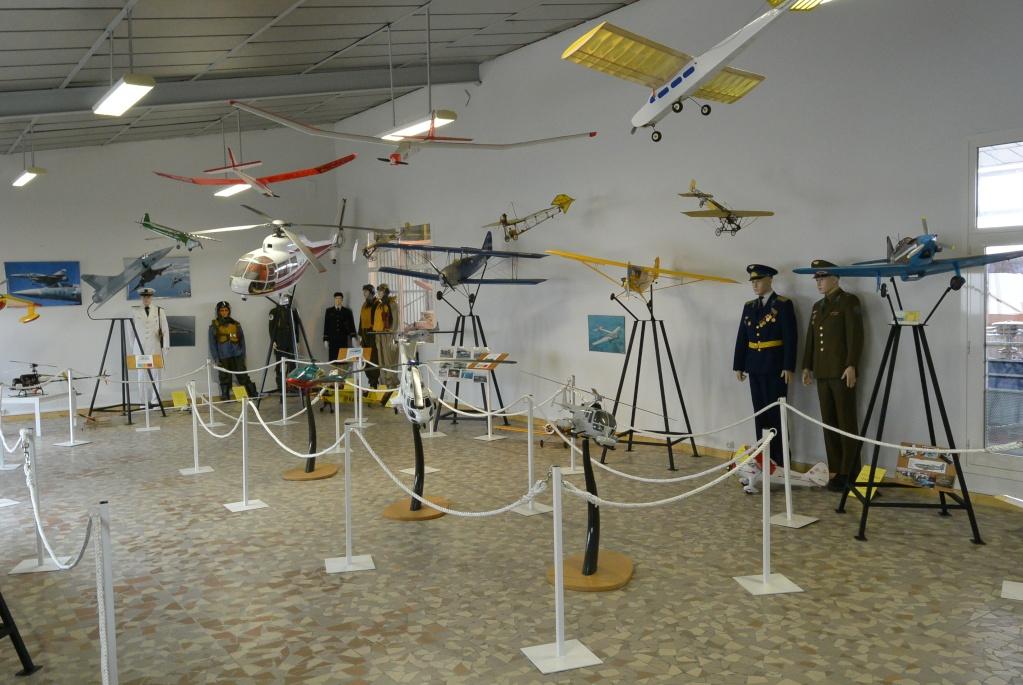 musée de l'aviation de st victoret - Page 2 Expo_s33