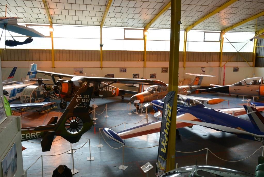 musée de l'aviation de st victoret - Page 2 Expo_s34