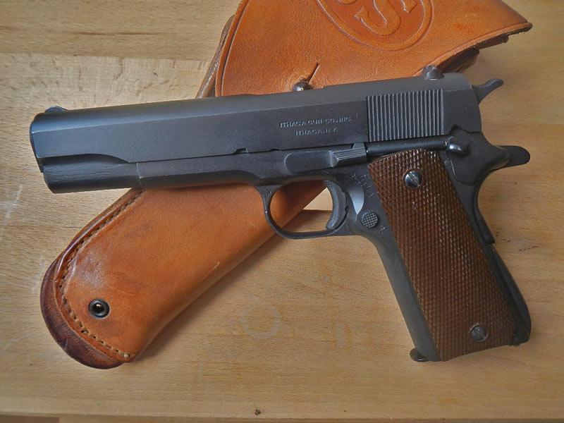 Colt A1 US Property de 1945 Parko Lubrite Ithaca10
