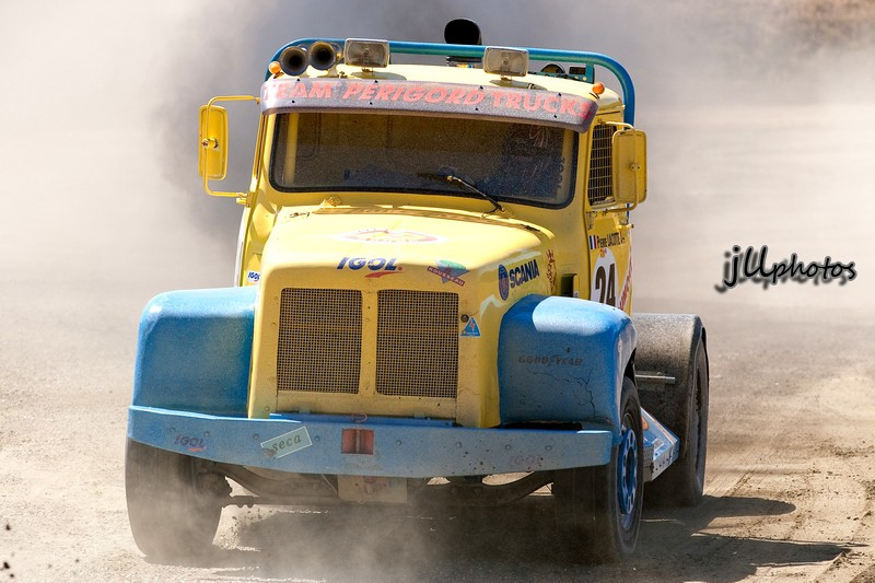 Camion cross de St Junien 20090810