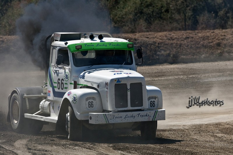 Camion cross de St Junien 20090815