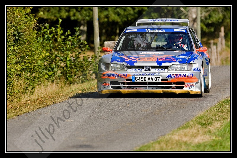 Rallye des Monts de Blond - 26 et 27 Septembre 2009 - Page 4 Ku5r0015