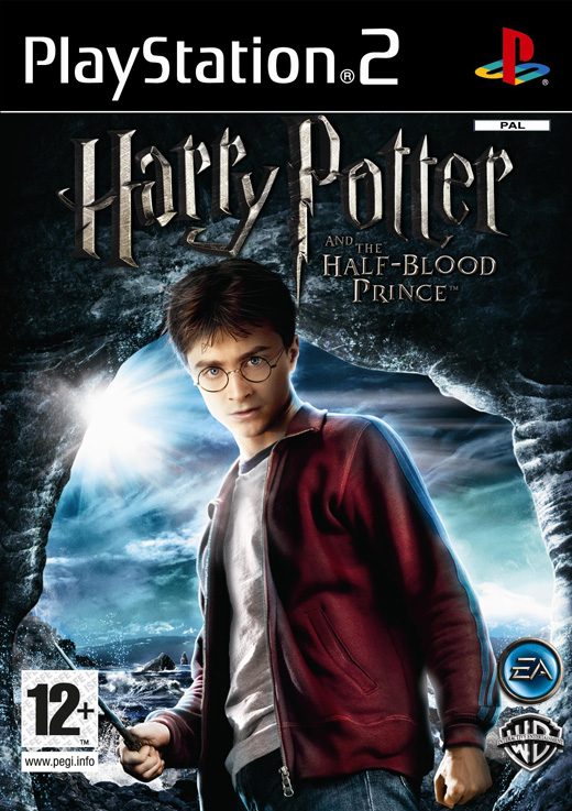 Harry Potter 6 [ Multi ] 4806-210